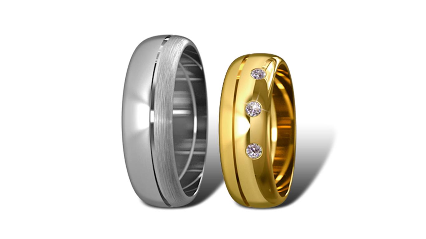 Обручальные кольца Didiamond арт.21
