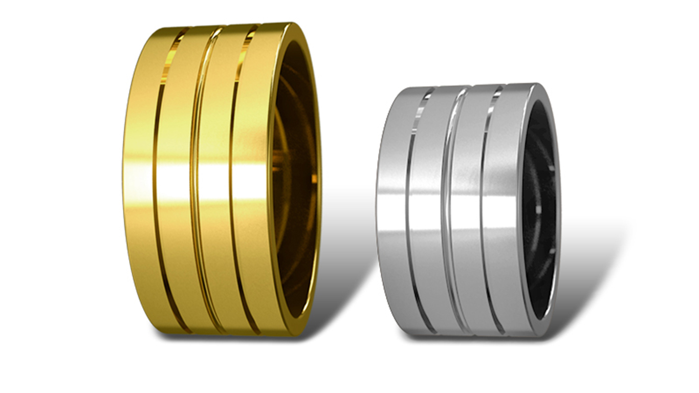 Обручальные кольца Didiamond (арт.6)