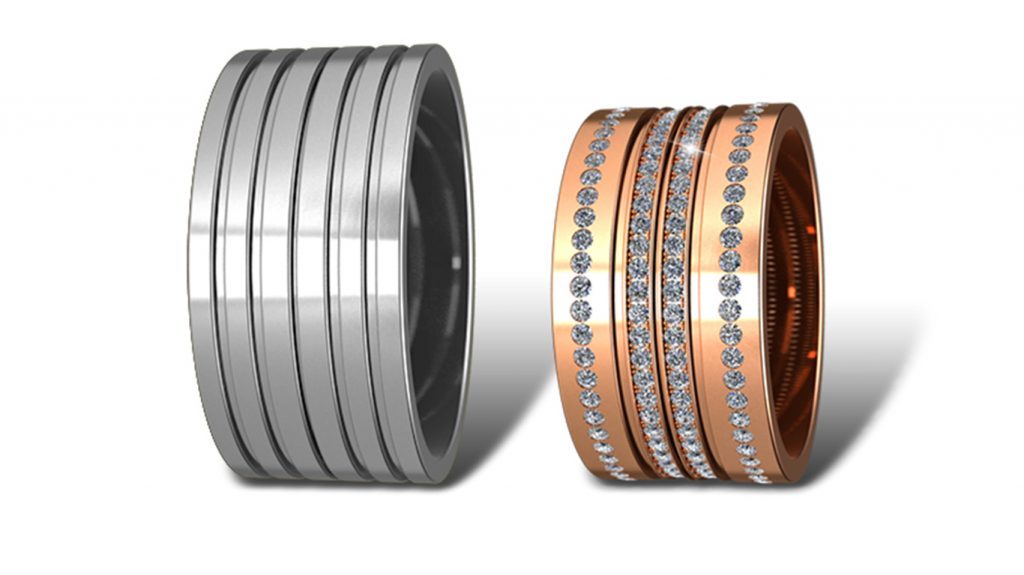Обручальные кольца Didiamond