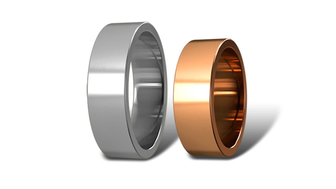 Обручальные кольца Didiamond (арт.17)