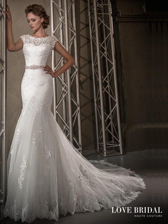 Купить свадебное платье русалка Love Bridal
