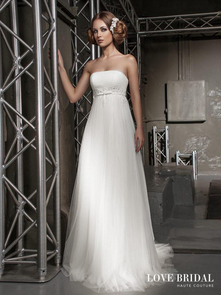 Купить свадебное платье недорого в Москве Love Bridal