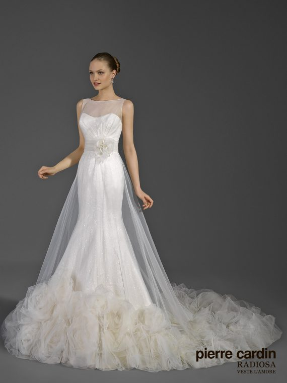 Свадебное платье Pierre Cardin русалка (арт.8642)