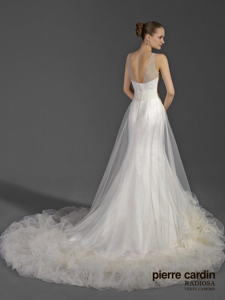 Свадебное платье Pierre Cardin русалка пышное (арт.8642)