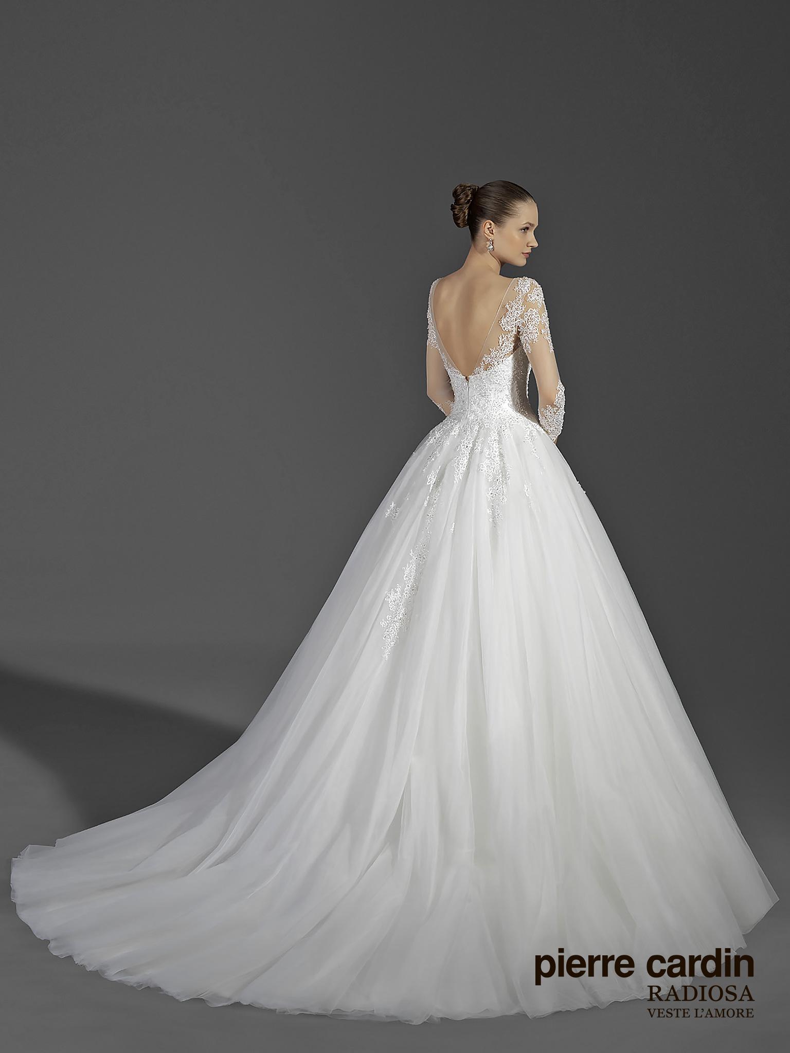 e7ce9437069 Купить пышное свадебное платье Pierre Cardin в Москве - Свадебный ...