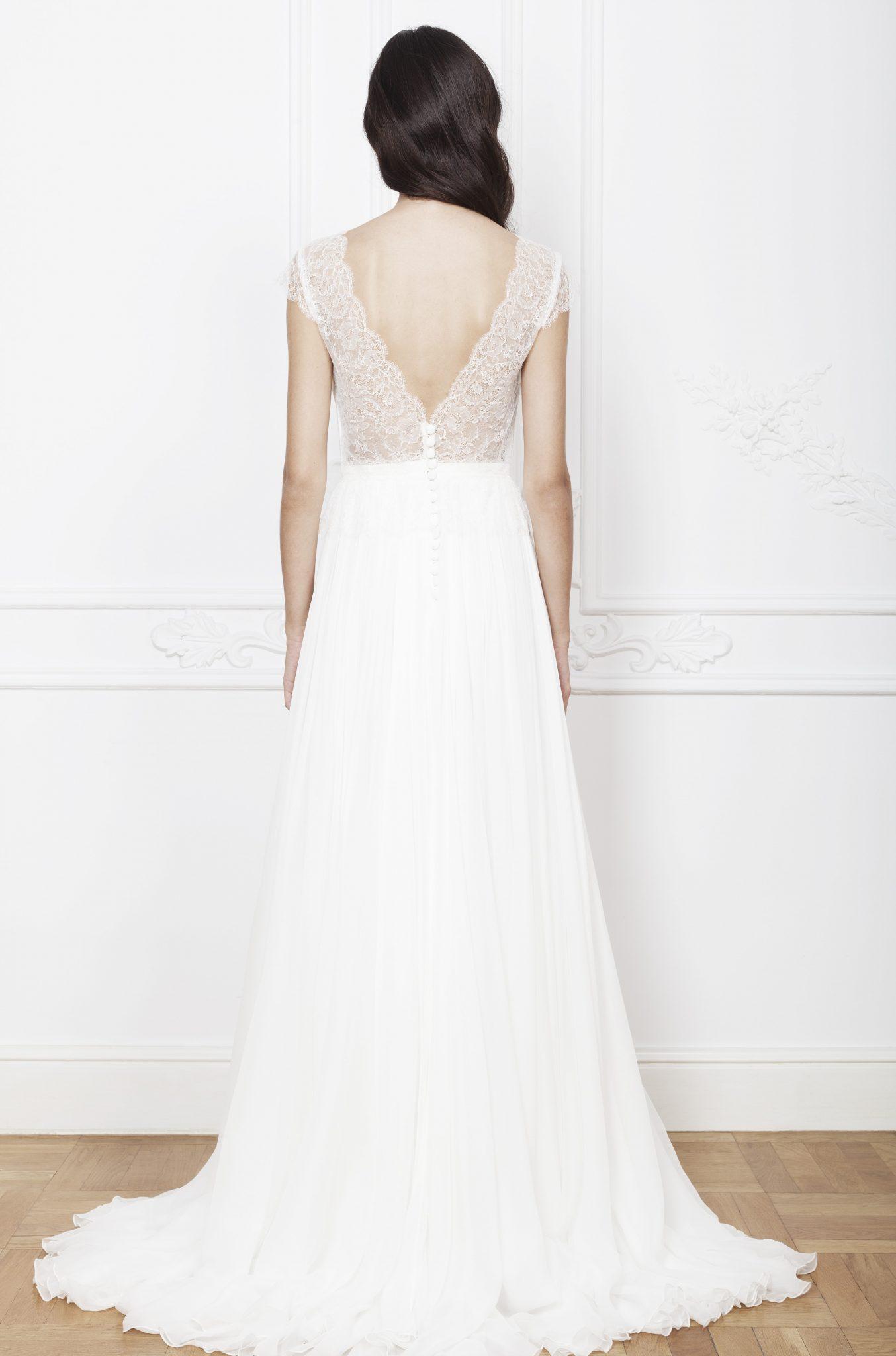 Невесомое свадебное платье арт.ANNE
