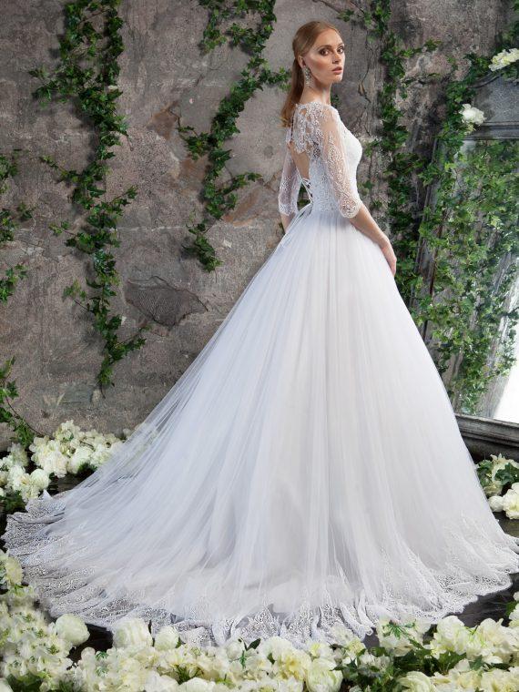 Свадебное платье Алессия от Svetlana Lyalina