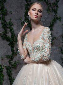 Свадебное платье Haute Couture Александрина от Svetlana Lyalina
