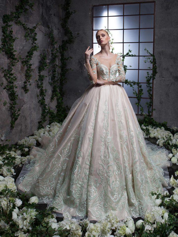 Свадебное платье принцесса Svetlana Lyalina