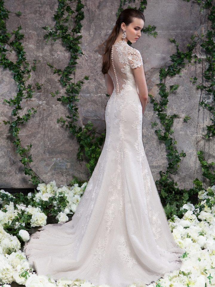 Свадебное платье Амбра от Svetlana Lyalina