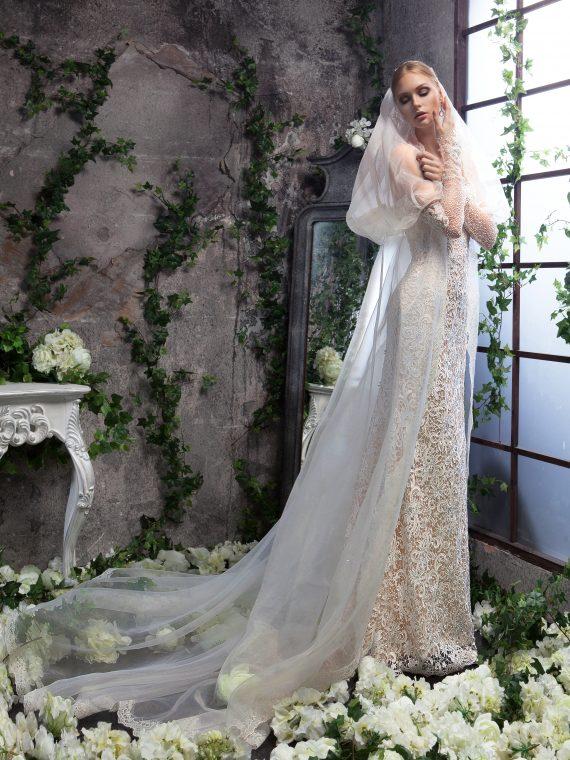 Свадебное платье Анжелина от Svetlana Lyalina