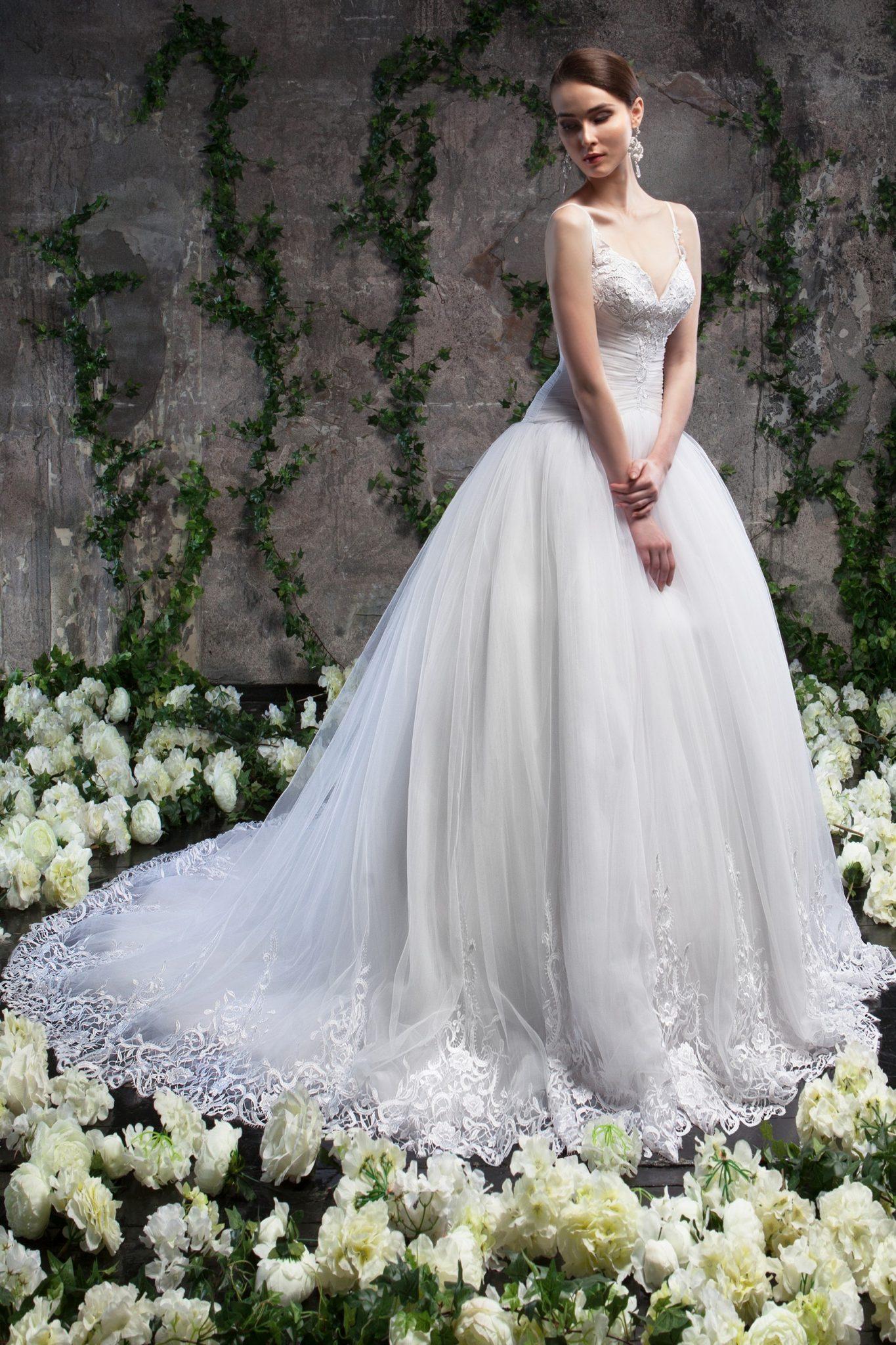 Свадебное платье Битти от Svetlana Lyalina