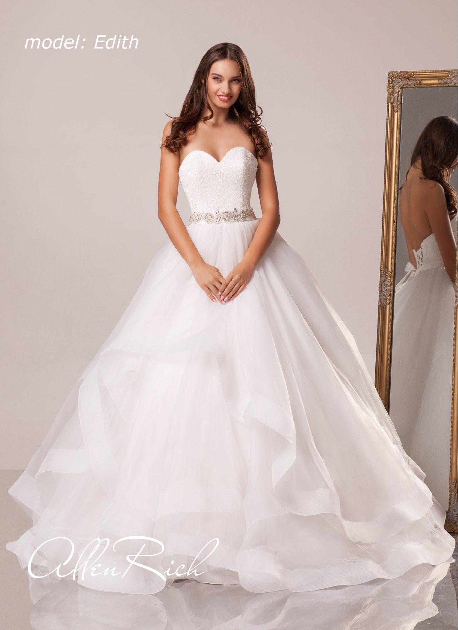 Свадебное платье Allen Rich арт. Edith