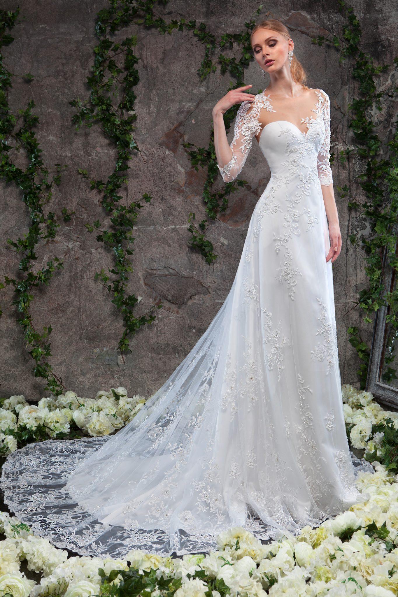 Свадебное платье Филомена от Svetlana Lyalina