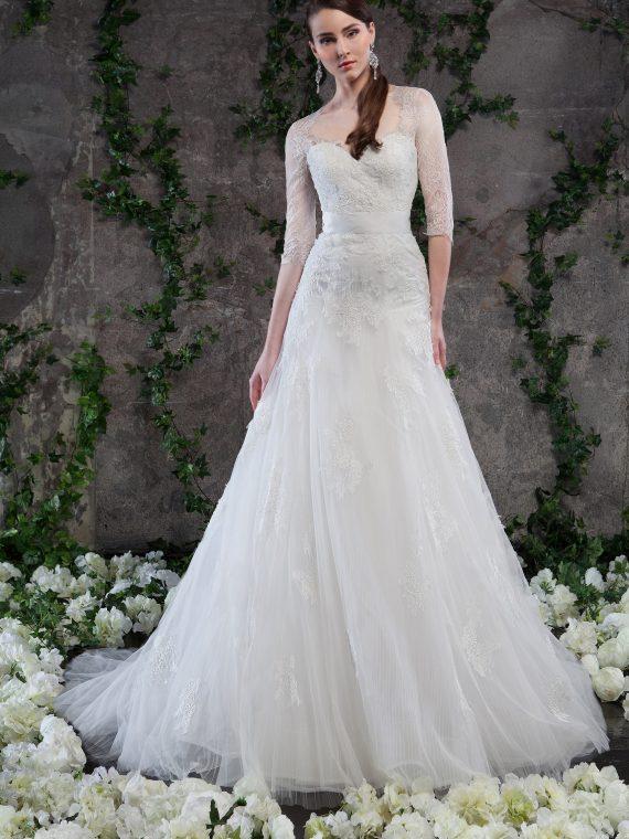 Свадебное платье Френка от Svetlana Lyalina