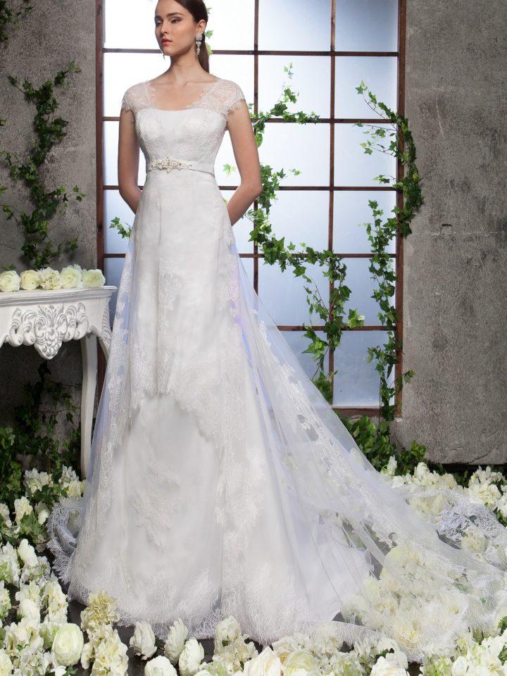 Свадебное платье Грация от Svetlana Lyalina