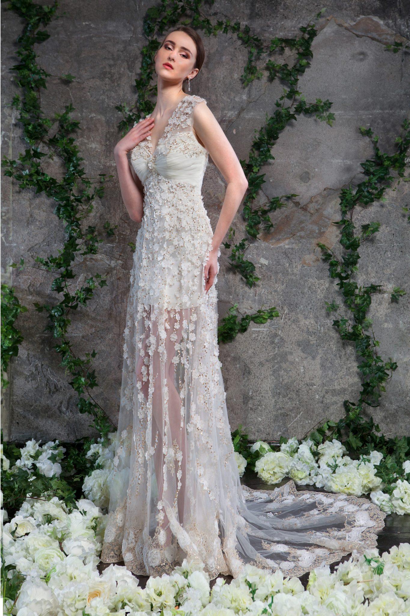 Свадебное платье Джианна от Svetlana Lyalina