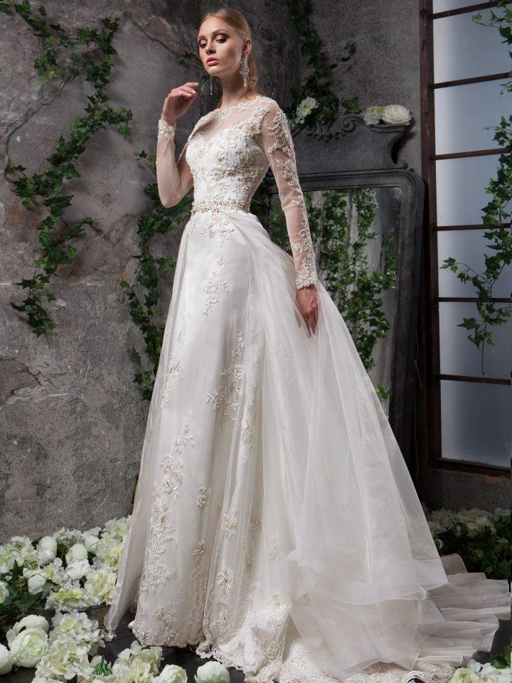 Свадебное платье Джиоя от Svetlana Lyalina