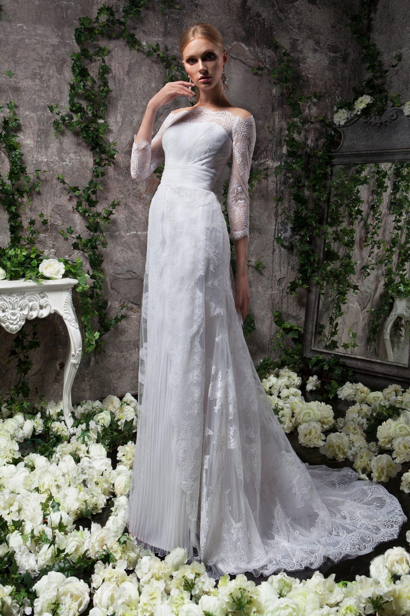 Свадебное платье Джованна от Svetlana Lyalina