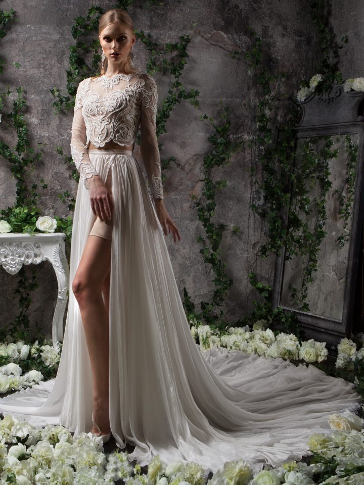 Свадебное платье Каллиста от Svetlana Lyalina