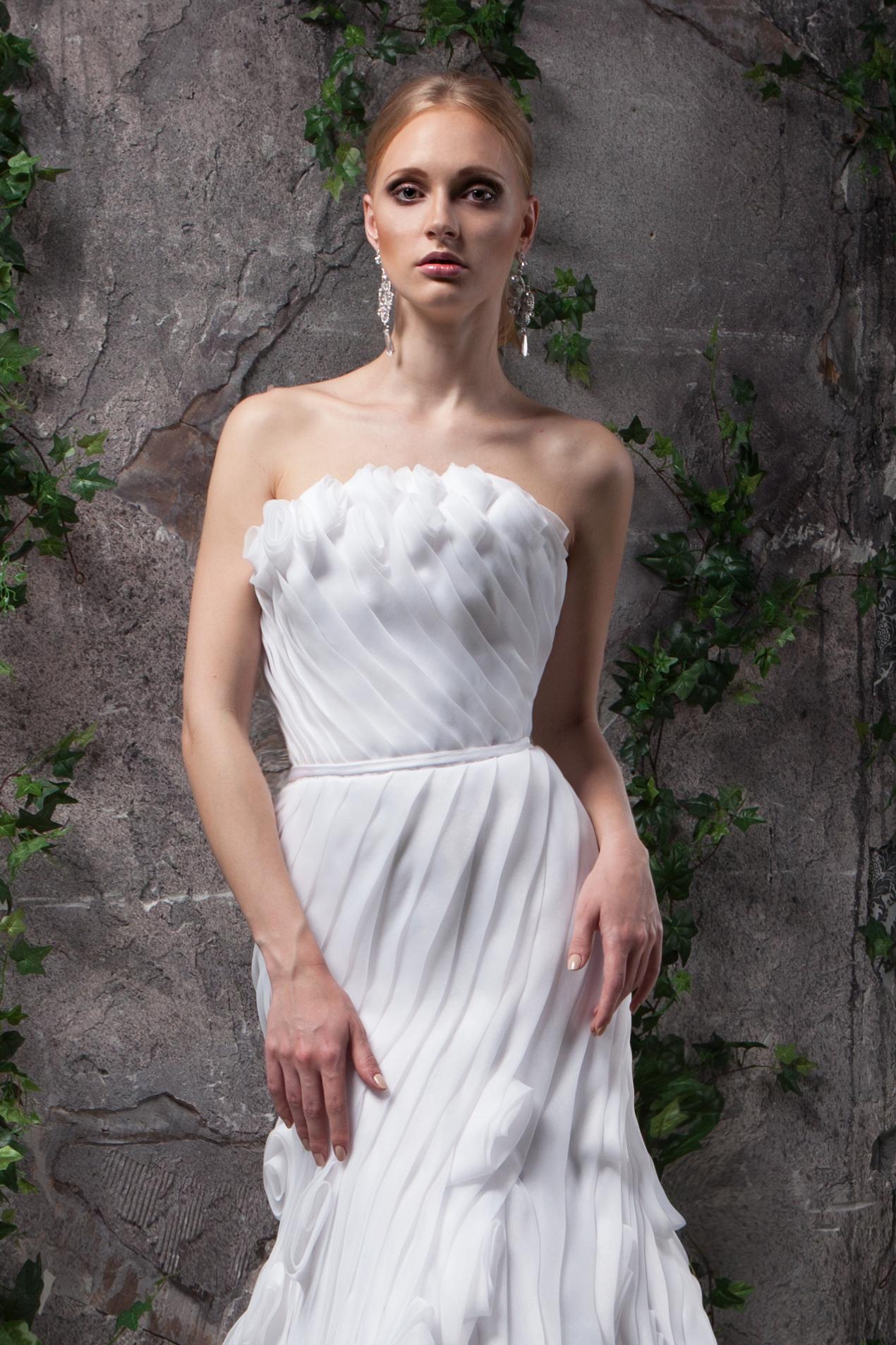 Свадебное платье Кармен от Svetlana Lyalina