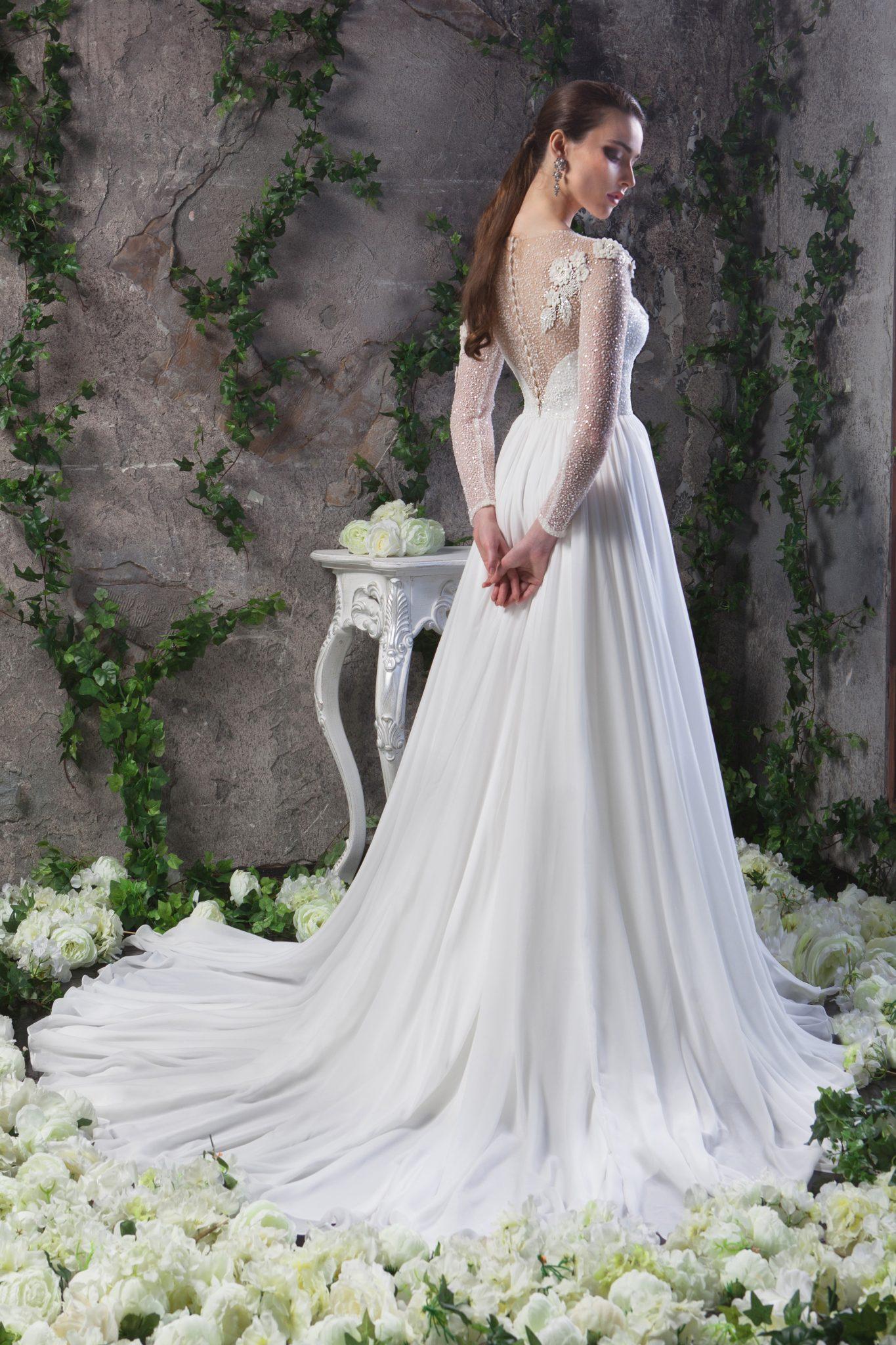 Свадебное платье Луиджина от Svetlana Lyalina