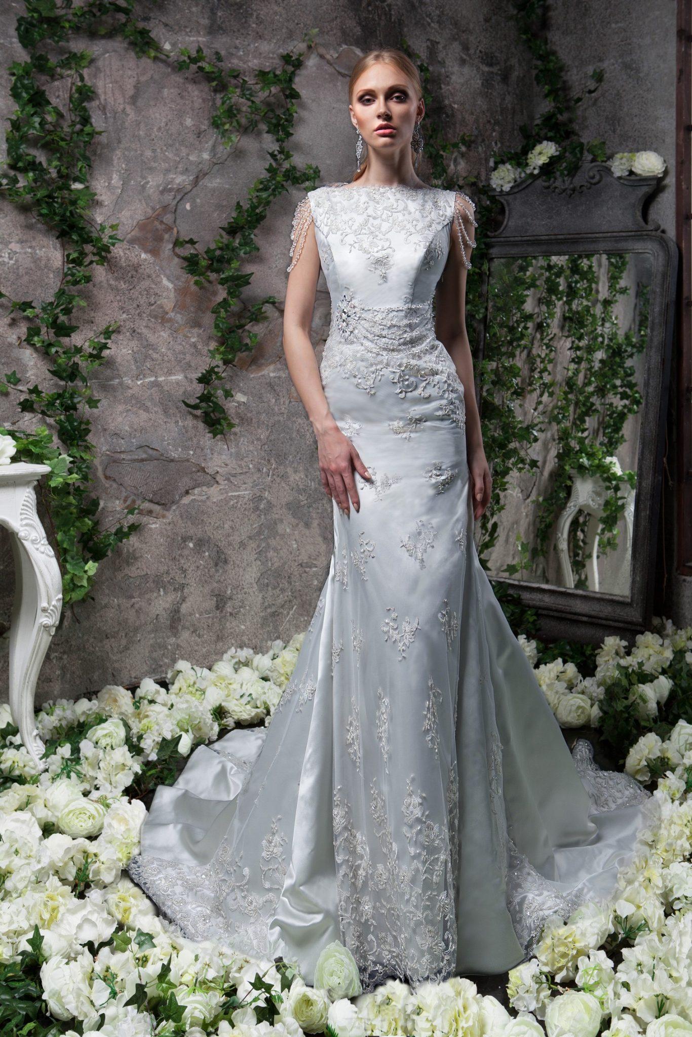 Свадебное платье Мараятта от Svetlana Lyalina