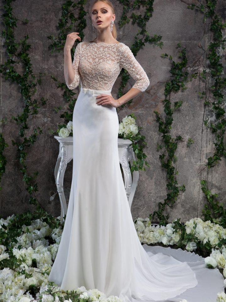 Свадебное платье Мичелина от Svetlana Lyalina