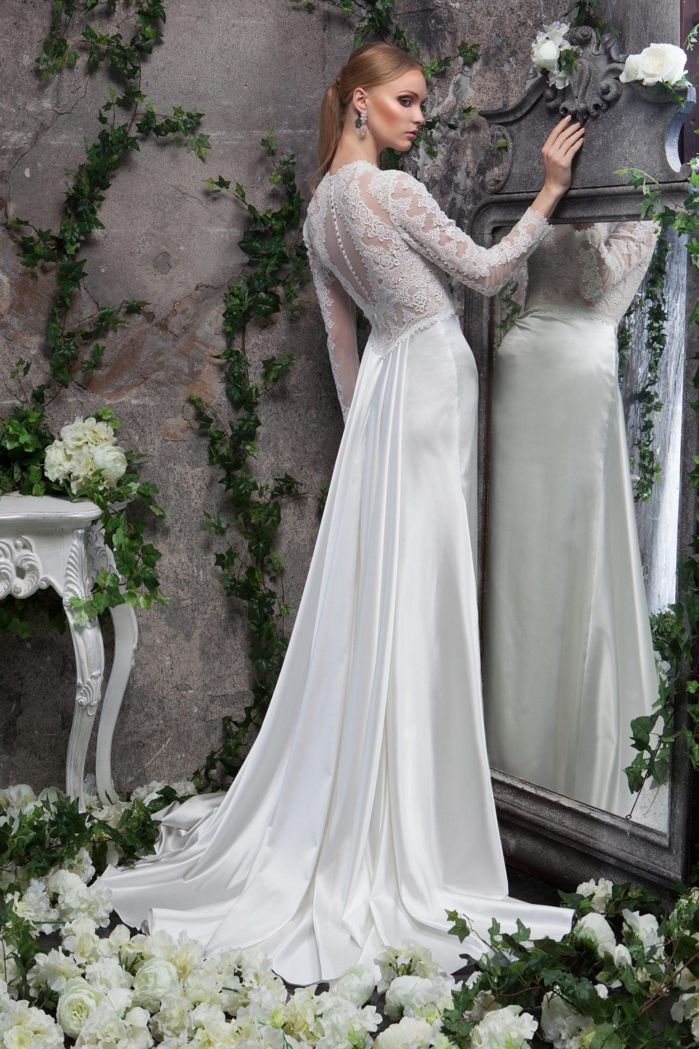 Свадебное платье Мирелла от Svetlana Lyalina