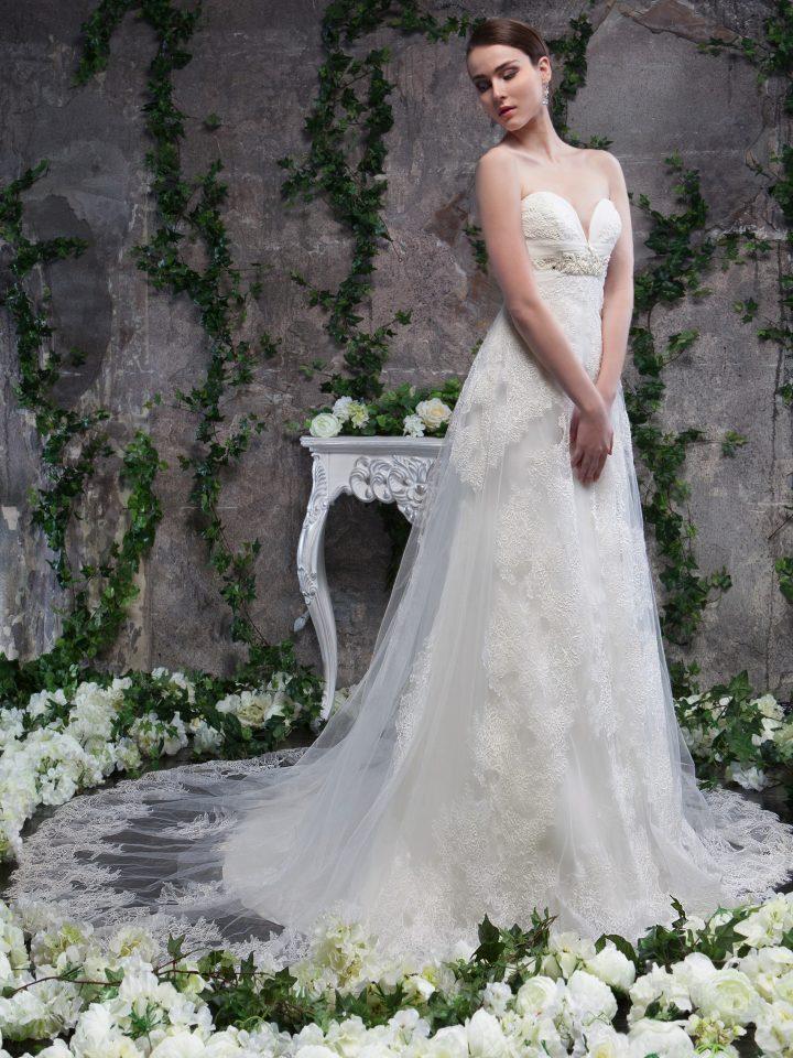 Свадебное платье Нанзия от Svetlana Lyalina