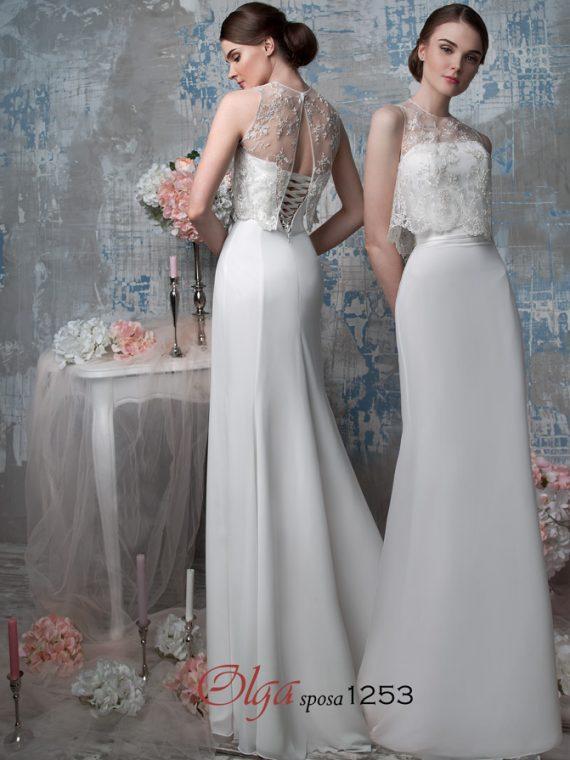 Olga Sposa свадебные платья коллекция Карамель 1253