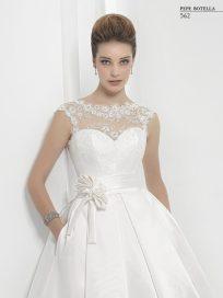 Испанское свадебное платье арт. 562