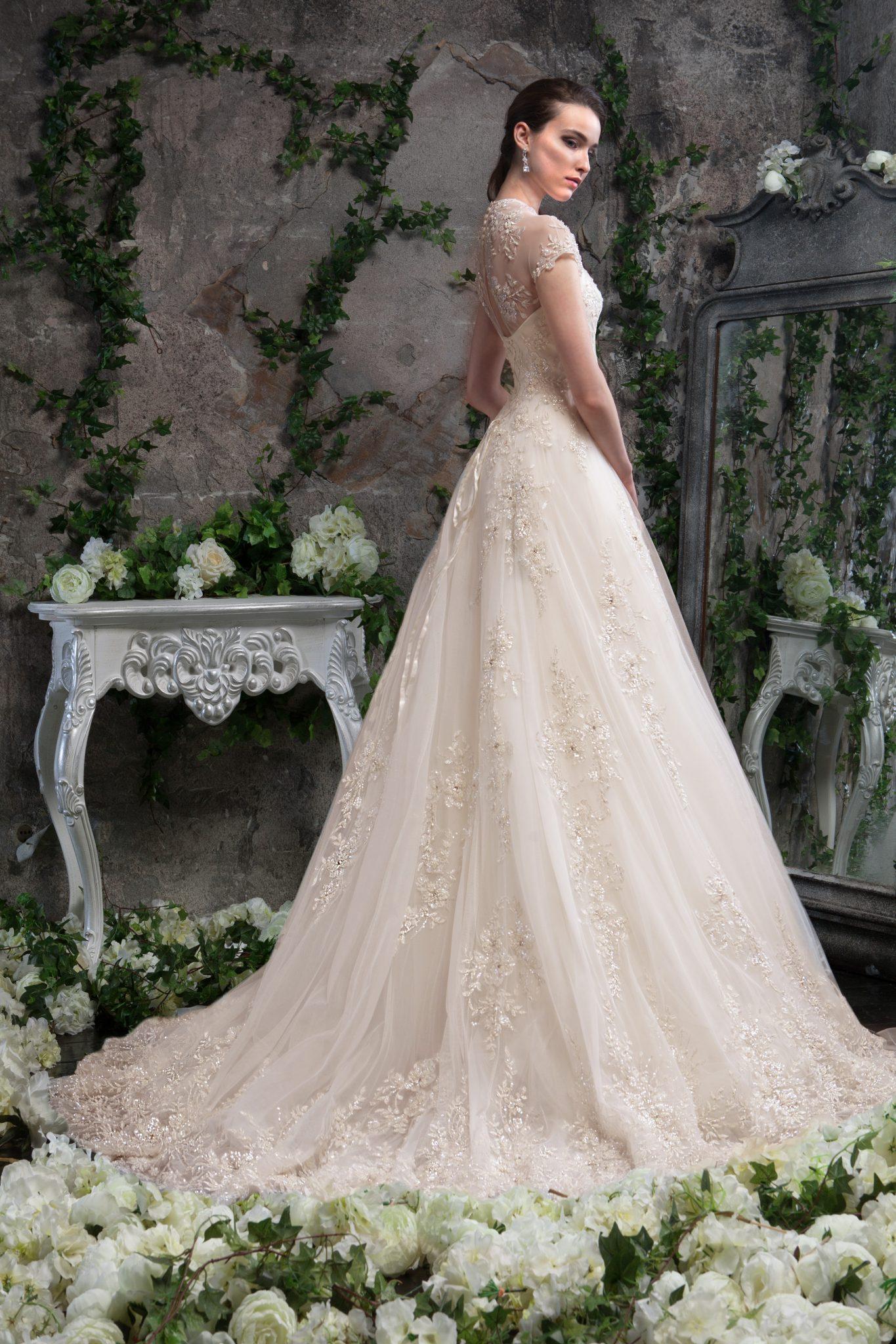 Свадебное платье Риккарда от Svetlana Lyalina