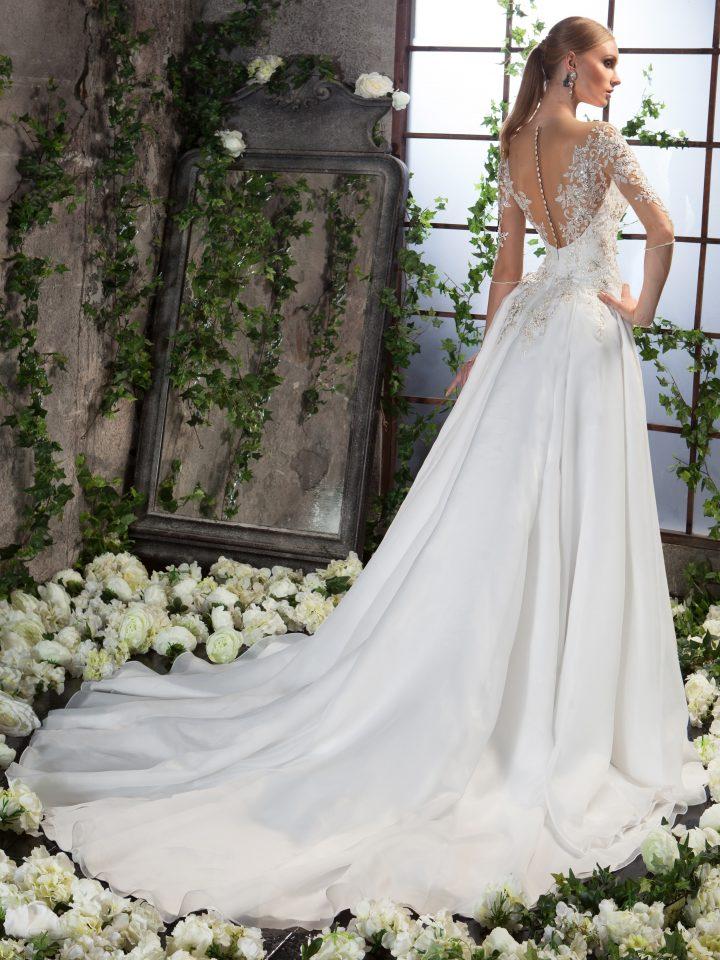Свадебное платье Романа от Svetlana Lyalina