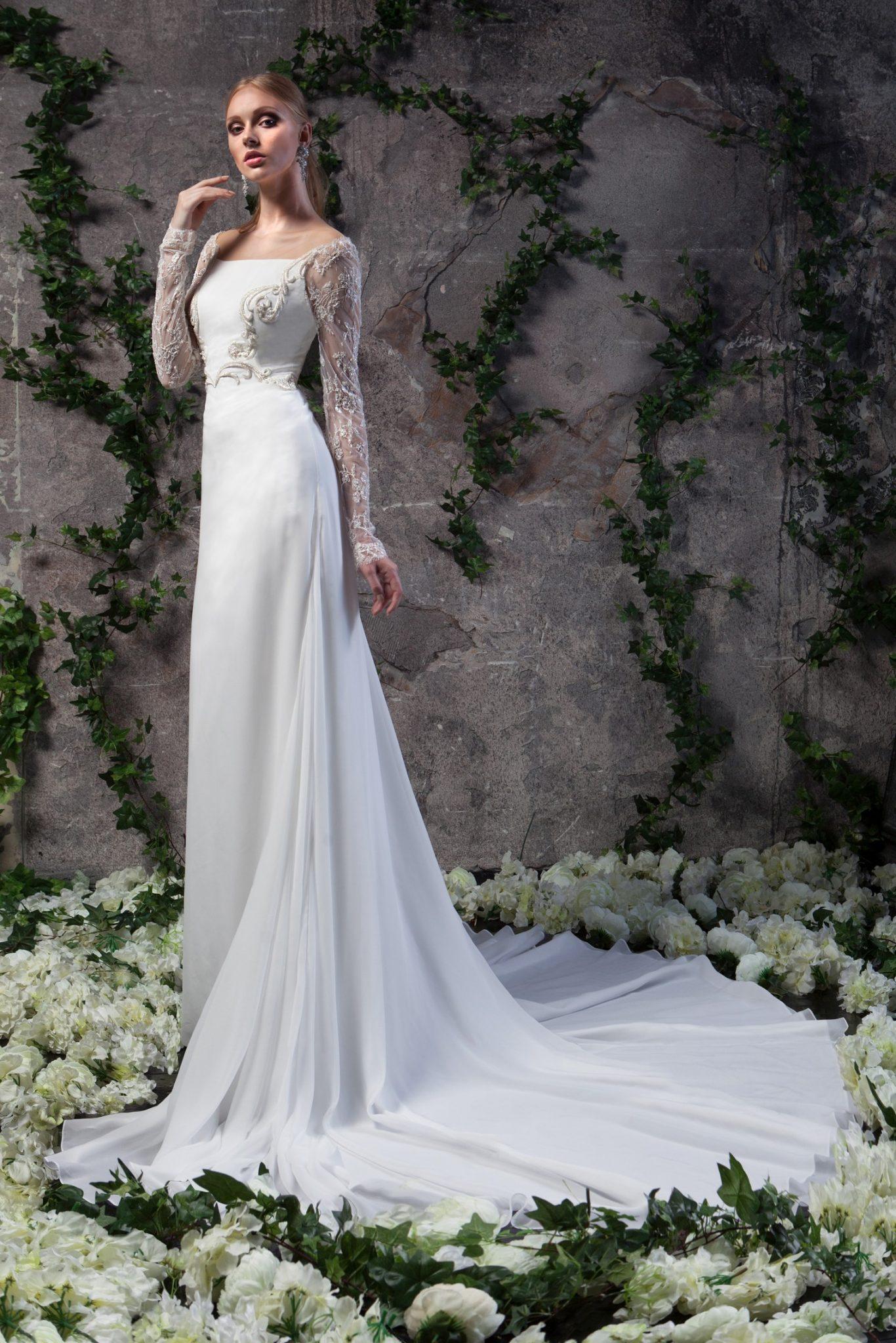 Свадебное платье Серафима от Svetlana Lyalina