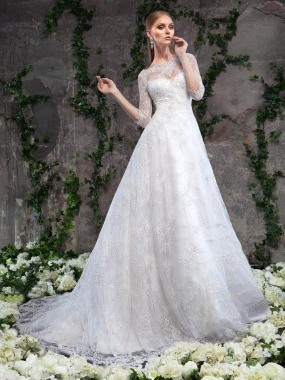 Свадебное платье Теофила от Svetlana Lyalina