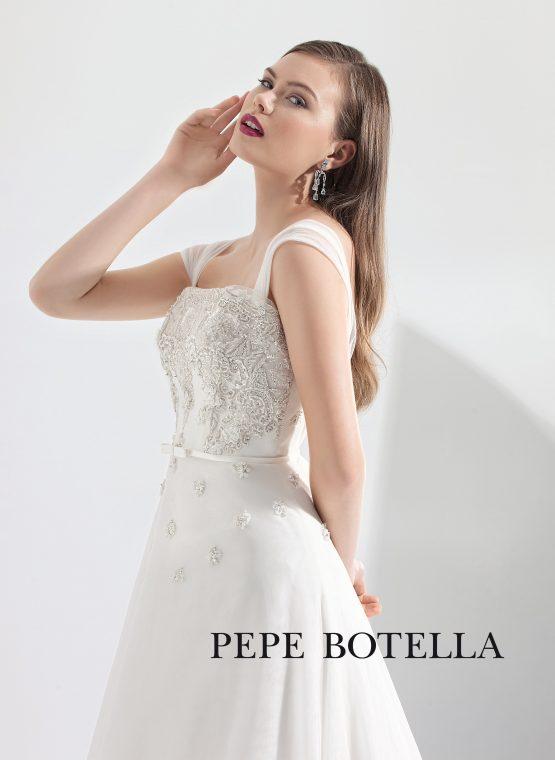 Свадебное платье Pepe Botella арт.494