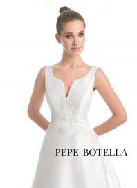 Испанское свадебное платье Pepe Botella арт.505