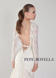 Испанское кружевное платье русалка Pepe Botella арт. 548