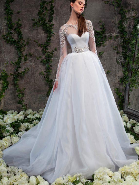 Свадебное платье Виттория от Svetlana Lyalina