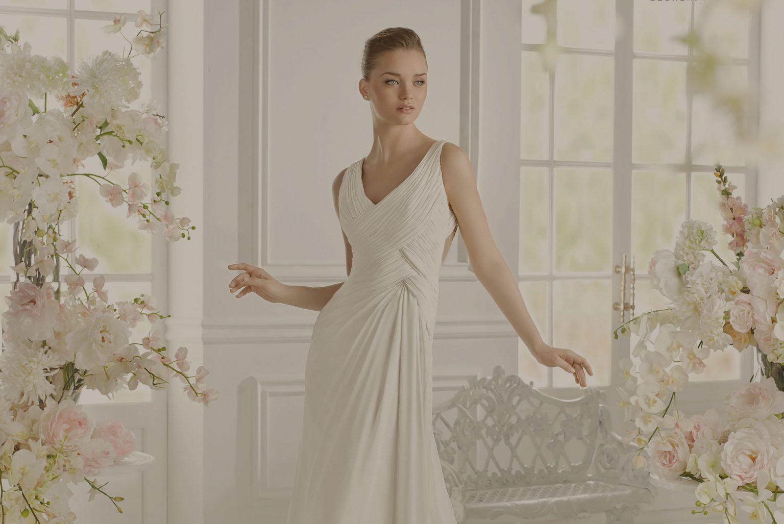 Купить свадебные платья в свадебном торговом центре в Москве